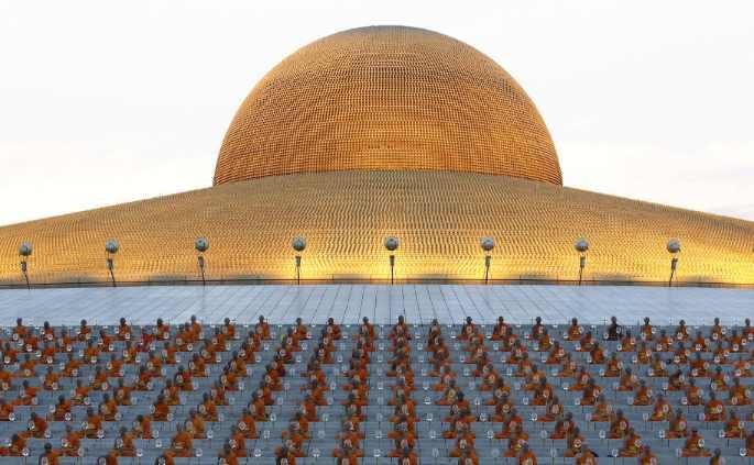 Ват Пхра Дхаммакая