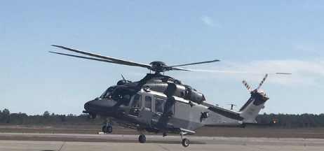 ВВС США получат новые вертолеты MH-139A «Серый волк»
