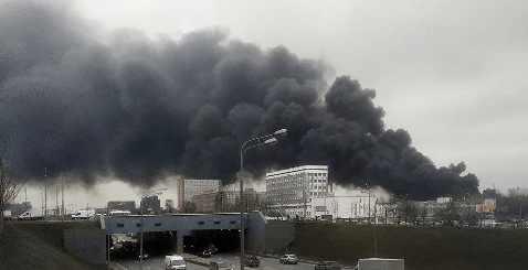 Пятница 13-е в Москве и Германии не прошло даром