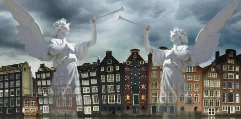 Голландия напугана трубами Апокалипсиса