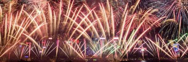 Гонконг не будет отмечать Новый год из-за протестов