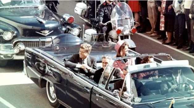 JFK убийство