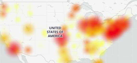 В США отключают мобильную связь