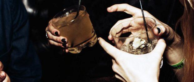 Если вы пьете много алкоголя на Новый год
