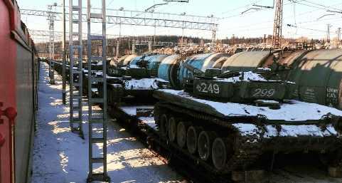 Россия восстанавливает устаревшую технику для Третьей Мировой Войны
