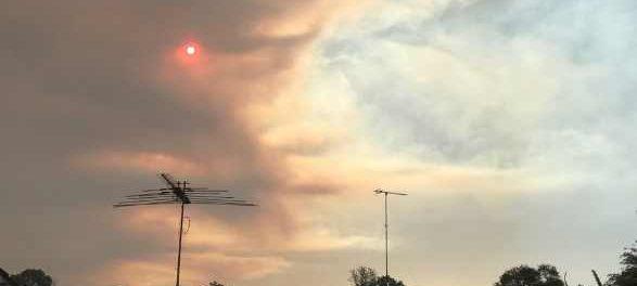 Инопланетяне заживо сжигают Австралию