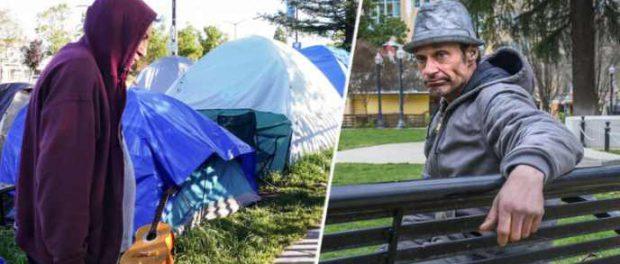 Бездомное население США растет 10 год подряд
