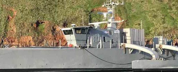 Пентагон будет развивать беспилотные корабли