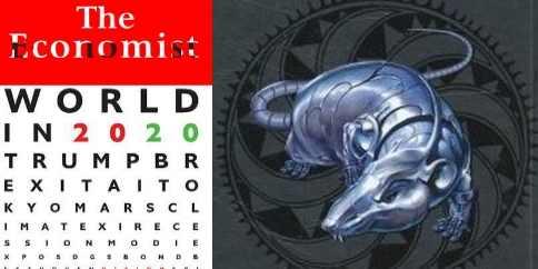 The Economist выдал обложку Апокалипсиса