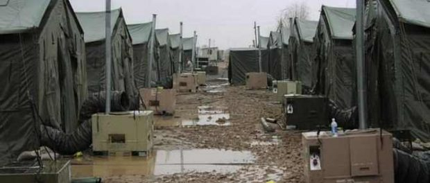 61 военных США умерли после службы на базе К2 в Узбекистане