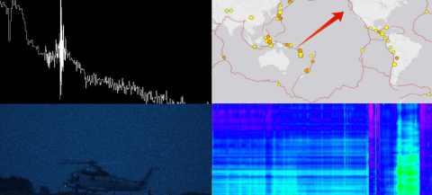 Гамма излучение из Космоса создает землетрясения и вулканы