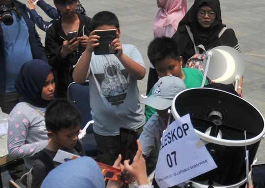 затмение 26 декабря Индонезия