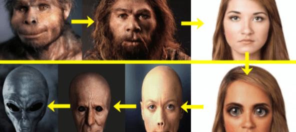 Инопланетяне — это всего лишь наши потомки