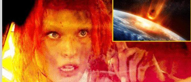 Земля снова атакуется астероидами