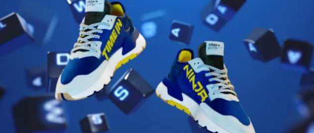 Кроссовки Adidas и Ninja поступят в продажу 31 декабря