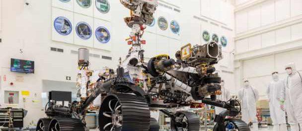 Марсоход НАСА «Марс 2020» успешно прошел экзамен