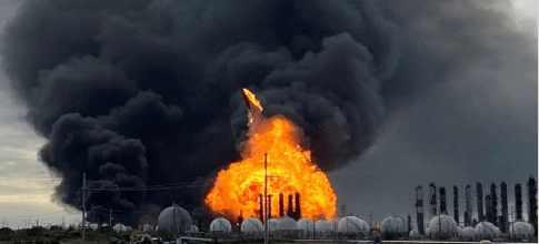 Кто поджигает заводы по всему миру