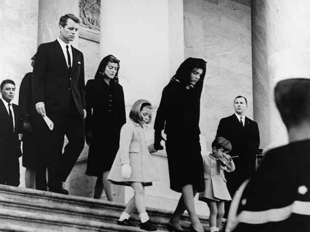 JFK похороны