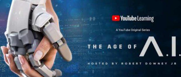 Сериал YouTube по искусственному интеллекту с Робертом Дауни-младшим, наконец, доступен