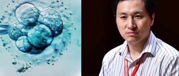Ученого в Китае посадили за изменение гена у детей
