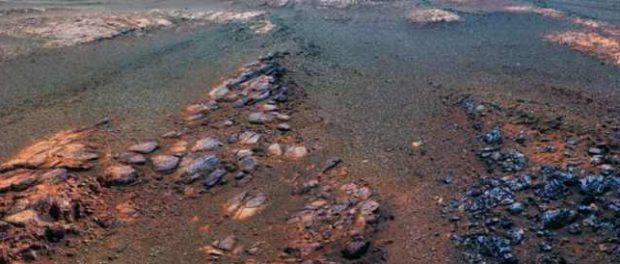 Последняя панорама Марса заставить вас плакать