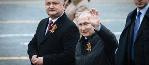 Молдова снова с Россией