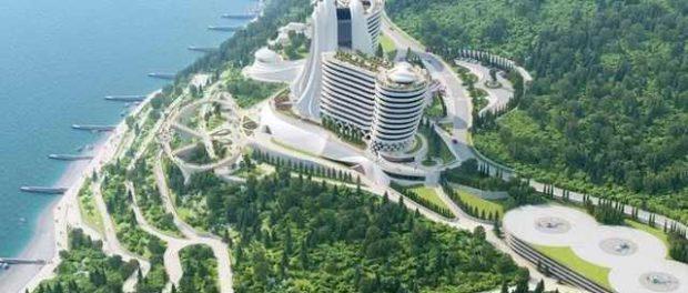В Крыму построят зону казино