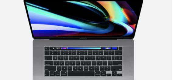 Apple запускает 16-дюймовый MacBook Pro