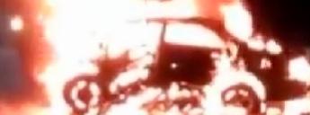 3 сгорело, 6 госпитализированы в ДТП в Сургуте