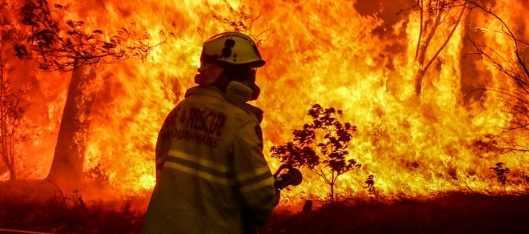 Австралия полностью уничтожена