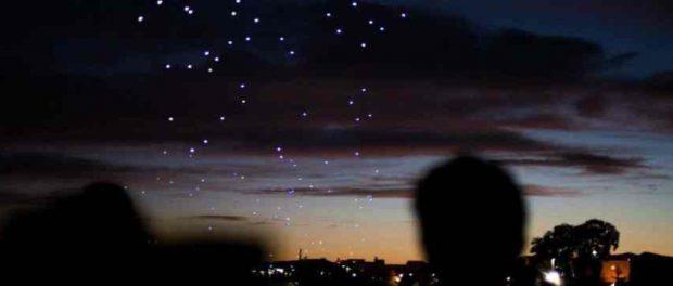 Таинственные рои гигантских дронов продолжают появляться ночью над Колорадо
