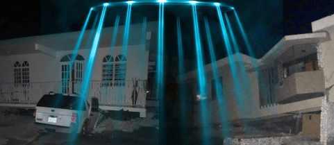 Землетрясение М9.0 в Пуэрто-Рико остановил НЛО