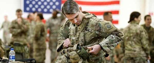 Американские оккупанты   просто так из Ирака не уберутся