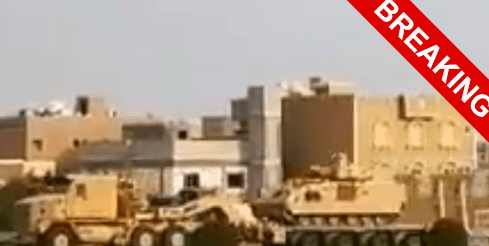 Трамп готовит танки и войска для нападения на Иран