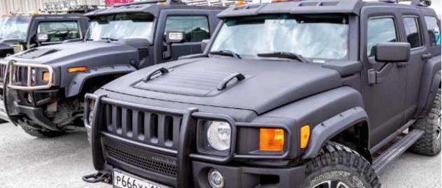 GM планирует вернуть Хаммер в качестве электрического пикапа