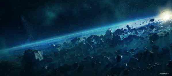 Атака астероидов на Землю продолжается