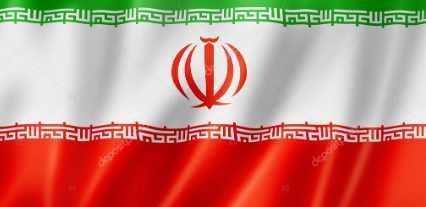 Иран поднял кровавый флаг