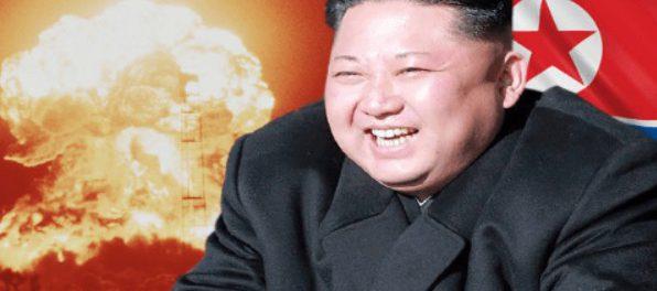 Ким Чен Ын  пошел ва-банк с ядерными ракетами