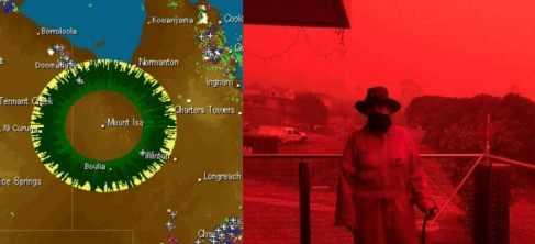Зачем дотла сожгли Австралию: кто-то меняет климат на Земле