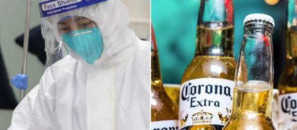 Слова вирус пива короны и пива коронавируса подскочили на 2300% в Google Trends