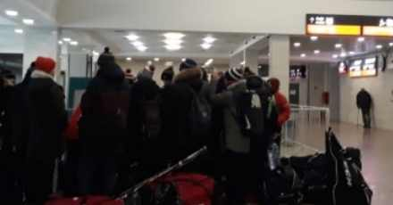 Уральские авиалинии перестали летать в Европу из-за коронавируса