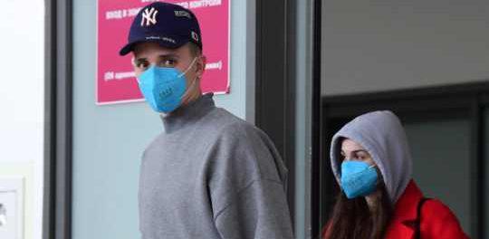 Атака коронавируса на Россию началась