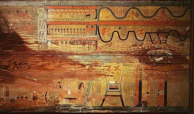 надписи на гробах древних египтян