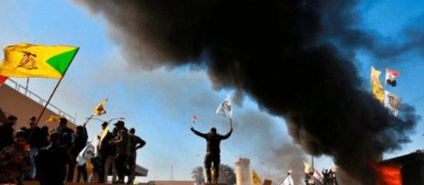 Иран возместит убытки США за разгром базы в Багдаде