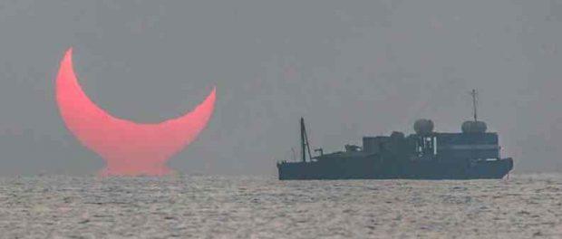 Рога дьявола над Персидским заливом говорят о скорой войне
