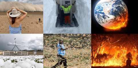 На Земле начинается глобальная зачистка