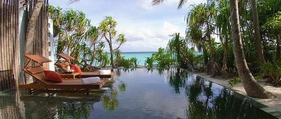 Anantara Kihavah Villas на Мальдивах