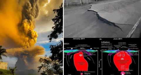 Эвакуации Филиппин: супер вулкан Тааль мощнее Йеллоустон