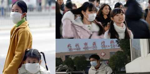 Смертельный вирус 2019-nCoV вырвался из Китая