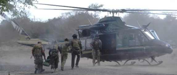 вертолет Bell 412
